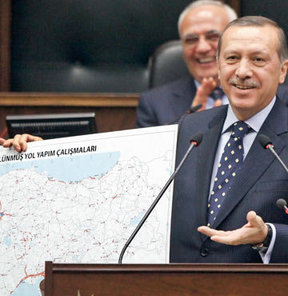 Erdoğan'ı Güldüren Olay