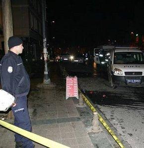 Beyoğlu'nda çatışma: 2 ölü!