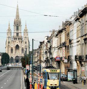 Avrupa'nın başkenti Brüksel