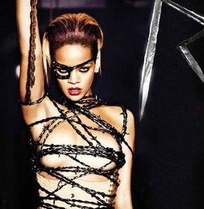 Rihannanın 11 Ülkede Yasaklanan Klibi - VİDEO