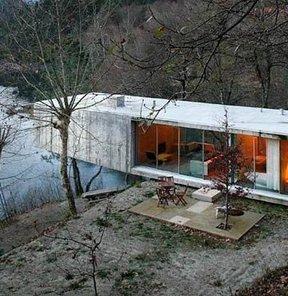 Böyle bir evde yaşamak ister misiniz? GALERİ