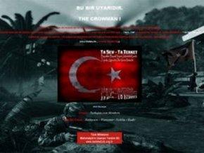 KKTC Başbakanlık resmi sitesi hack'lendi!