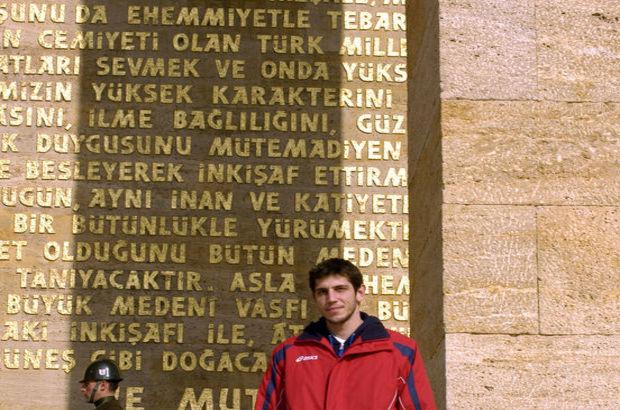 Platenik'in Atatürk sevgisi!