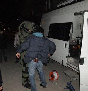 Şanlıurfa'da bomba paniği!