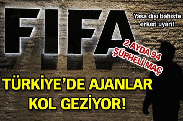 Türkiye'de ajanlar kol geziyor!