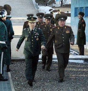 Kore'de anlaşma sağlanamadı