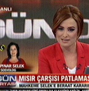 Pınar Selek'e müjdeli haber!