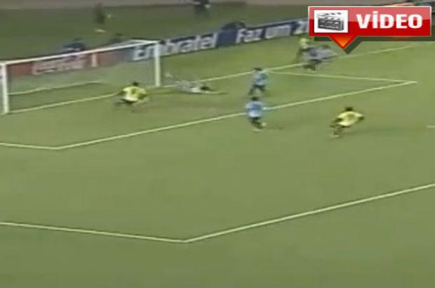 Bu gol de kaçar mı!