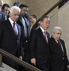 Kıbrıs konusunda çalışmalar yoğunlaşacak