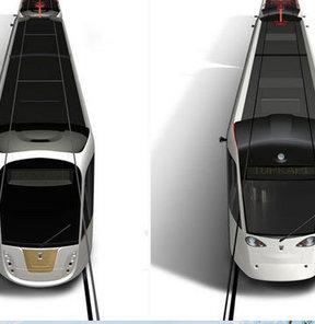İşte İstanbul'un yeni tramvayı