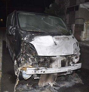İstanbul'da 10 araç daha kundaklandı