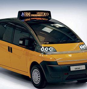 İstanbul'daki taksiler böyle mi olacak?