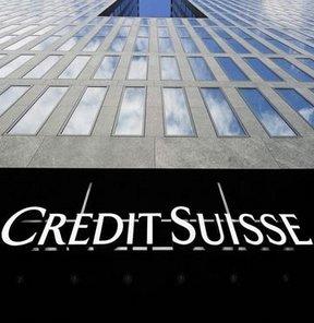 Credit Suisse'den 5.3 milyar dolar kâr
