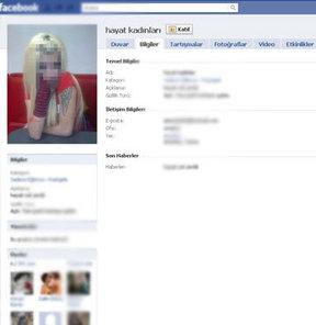 Facebook'ta fuhuş randevusu