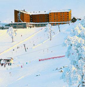 Kayak zamanı!