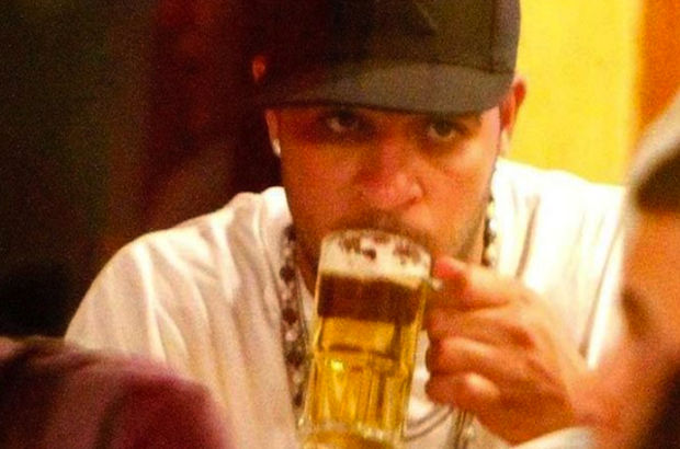 Adriano eski günlerinde!