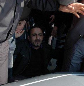 Polisle pazarcılar arasında arbede!