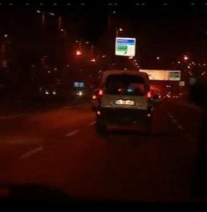Ehliyetsiz minibüs şoförüne 'tel kapan'