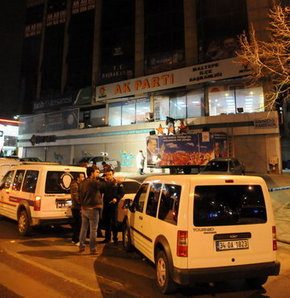 İstanbul'da molotoflu gece!