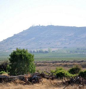 Suriye'nin Golan Tepeleri ile başlayan sorunu