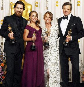 Oscar'da beklenen oldu