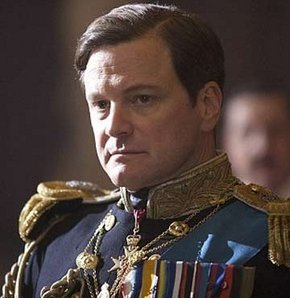 Colin Firth 'sir' oluyor