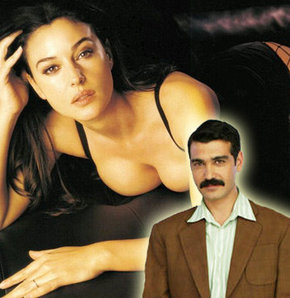Caner, Monica'y� Havuzda �pt�