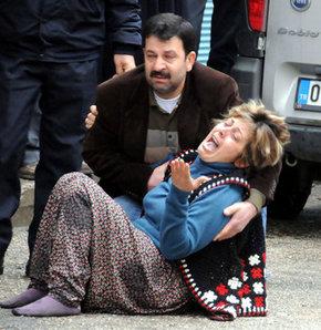 Adana'da dehşet veren cinayet! VİDEO
