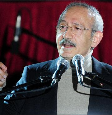 Kemal Kılıçdaroğlu sanatçılarla buluştu