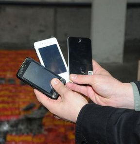 Çin malı çakma iPhone 5! GALERİ