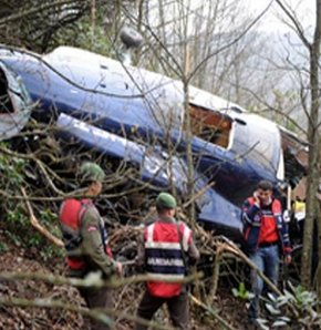 617975 detay - Helikopter kazasında acı kaybımız