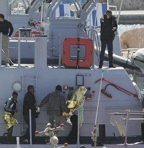 618258 detay - Akdeniz'de göçmen trajedisi