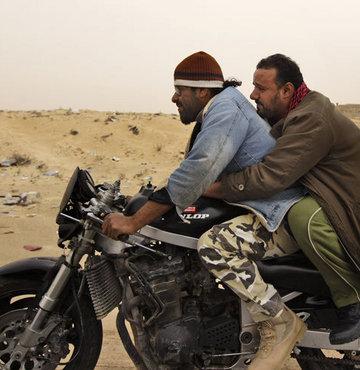 Motosikletle gezmek yasaklandı