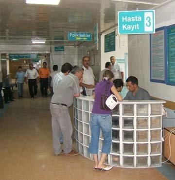 Hastanelere uluslararası standart!