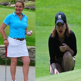 Golf'ün kraliçeleri...