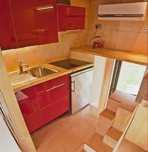 Dünyanın en küçük evi: 10 metrekare