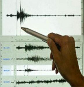 Bolu'da deprem!