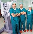 Beş dalda robotik cerrahi kullanan devlet hasta...