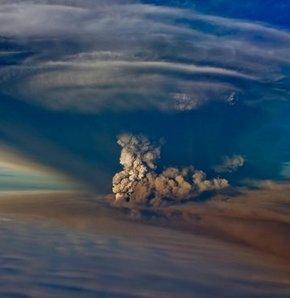 633373 detay - Avrupa'da ikinci volkan alarmı