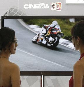 LG, Türkiye 3D Pazarının Yarısını Hedefliyor!