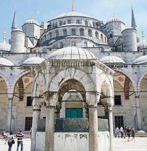 634296 detay - 400 yıllık Sultanahmet'in sırrı