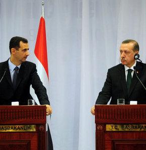634655 detay - Erdoğan, Beşar Esad ile telefonda görüştü