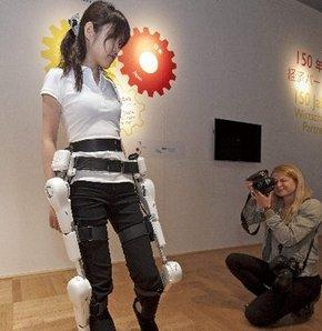 634793 detay - Engelliler, Japonların robotik ayağıyla yürüyecek