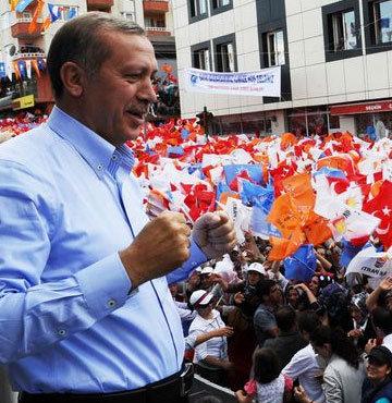Erdoğan'dan Bingöl'de Diyarbakır gafı!