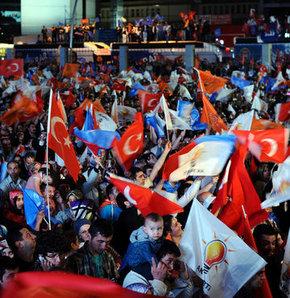 Erdoğan'ın çocukları halkın arasında!