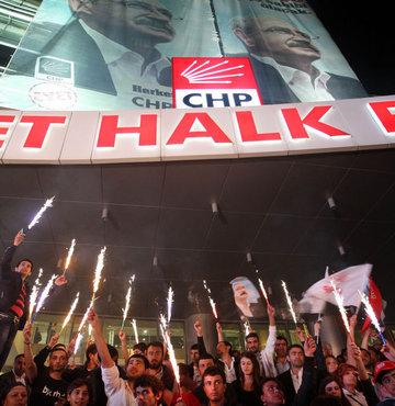 """""""Merkez sağdan gelenler de CHP'den farklı görüşte değiller"""""""