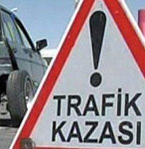 Antalya'da kaza!