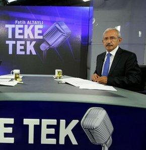 Kılıçdaroğlu HSYK'yı adres gösterdi!