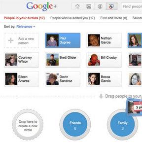 Google dan facebook a iddialı rakip