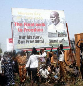 Dünyanın en yeni ülkesi: Güney Sudan